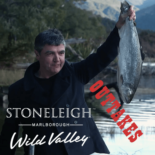Stonely Valley Wines Out Takes with Sean Connolly