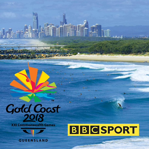 Gold Coast Australia Surf photo for Commonwealth Games