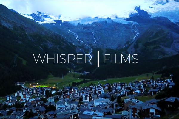 WHISPER FILMS SHOW REEL 2018