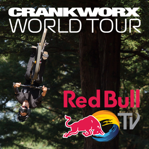 Crankworx Freestyle Mountain Biking World Tour TV Show for Red Bull Media House